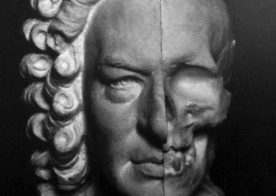 Cráneos y rostros develados